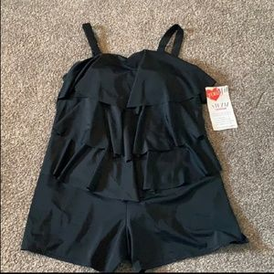 NWT One piece Avenue swimsuit
